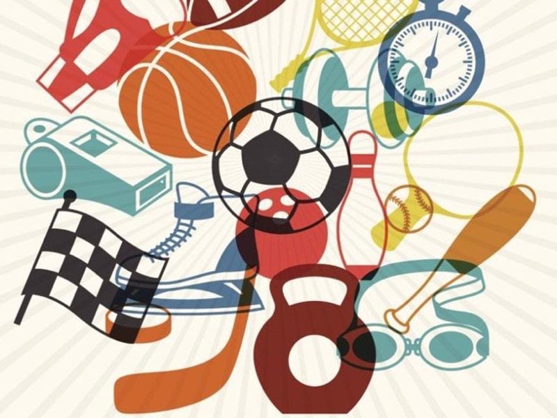 Sportdag 'Olympische Spelen'