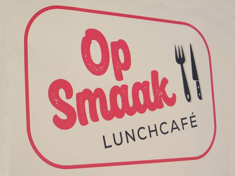 Openingsdagen voor ons lunchcafé Op Smaak